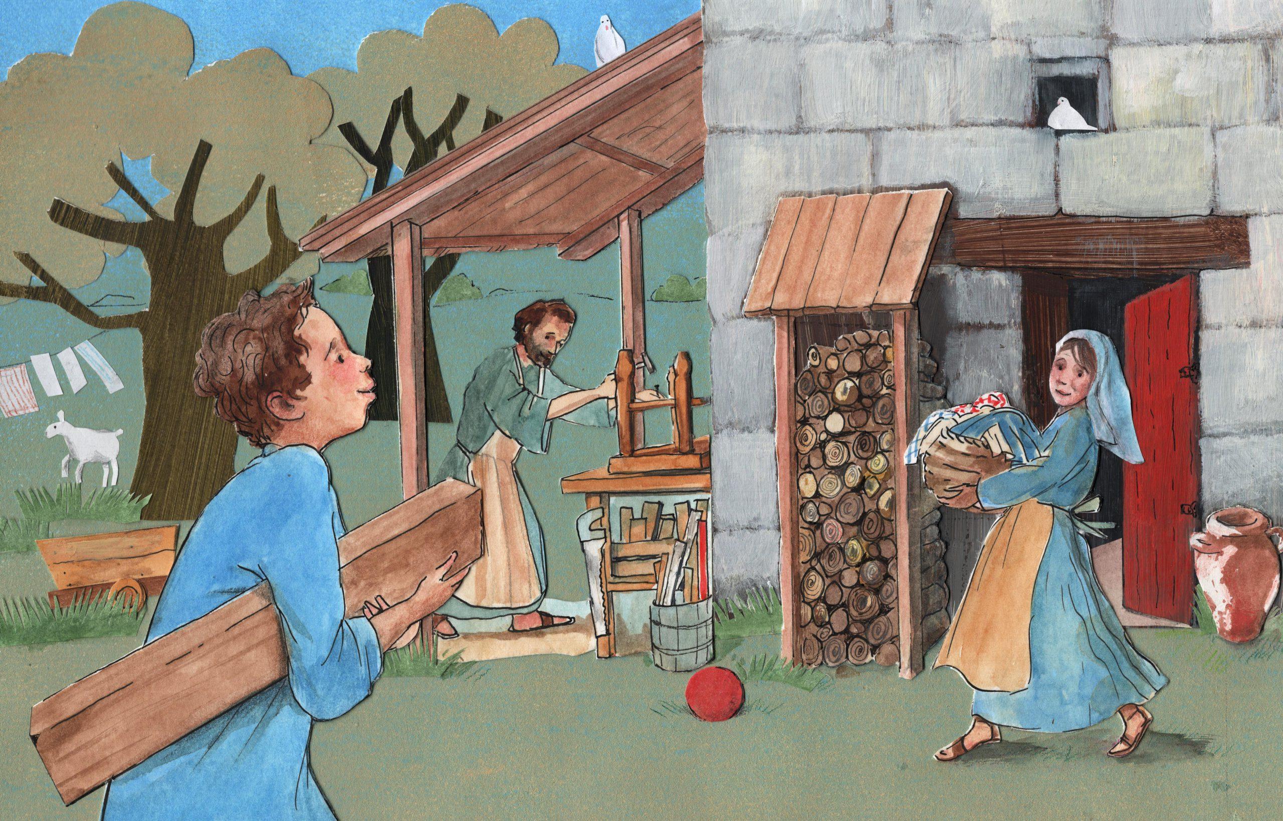 A.4.18 Terug naar Nazareth
