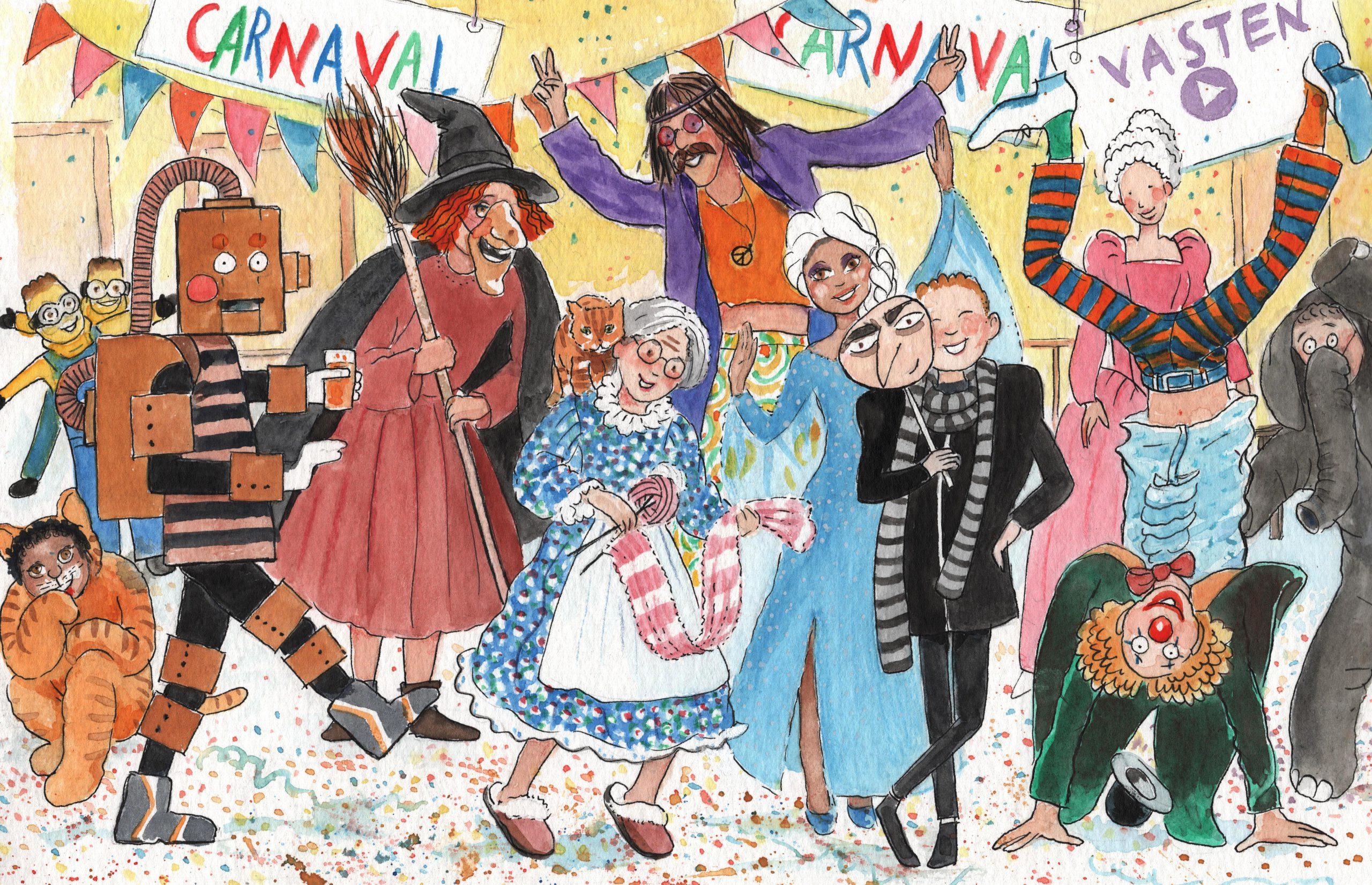 A.3.22 Carnaval en Vasten
