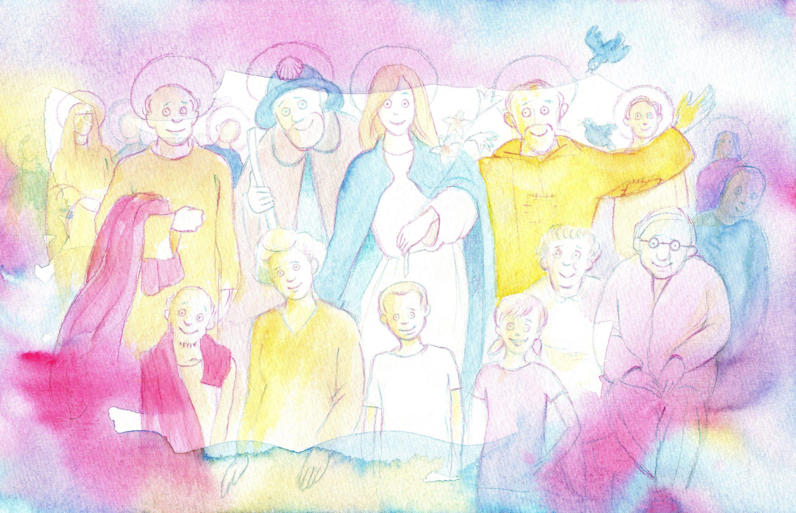 B.4.09 Allerheiligen & Allerzielen