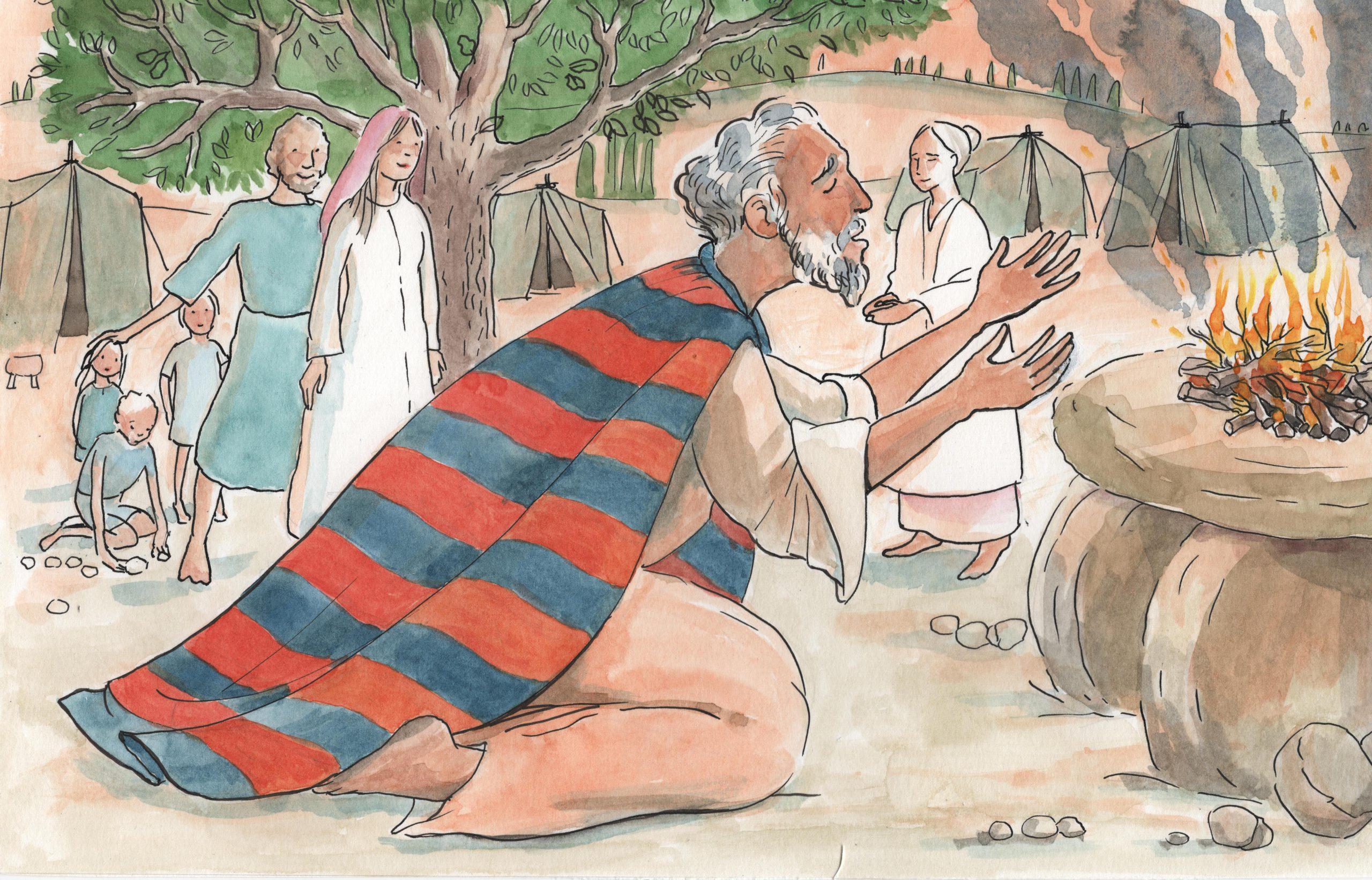 A.3.11 Abraham wordt geroepen