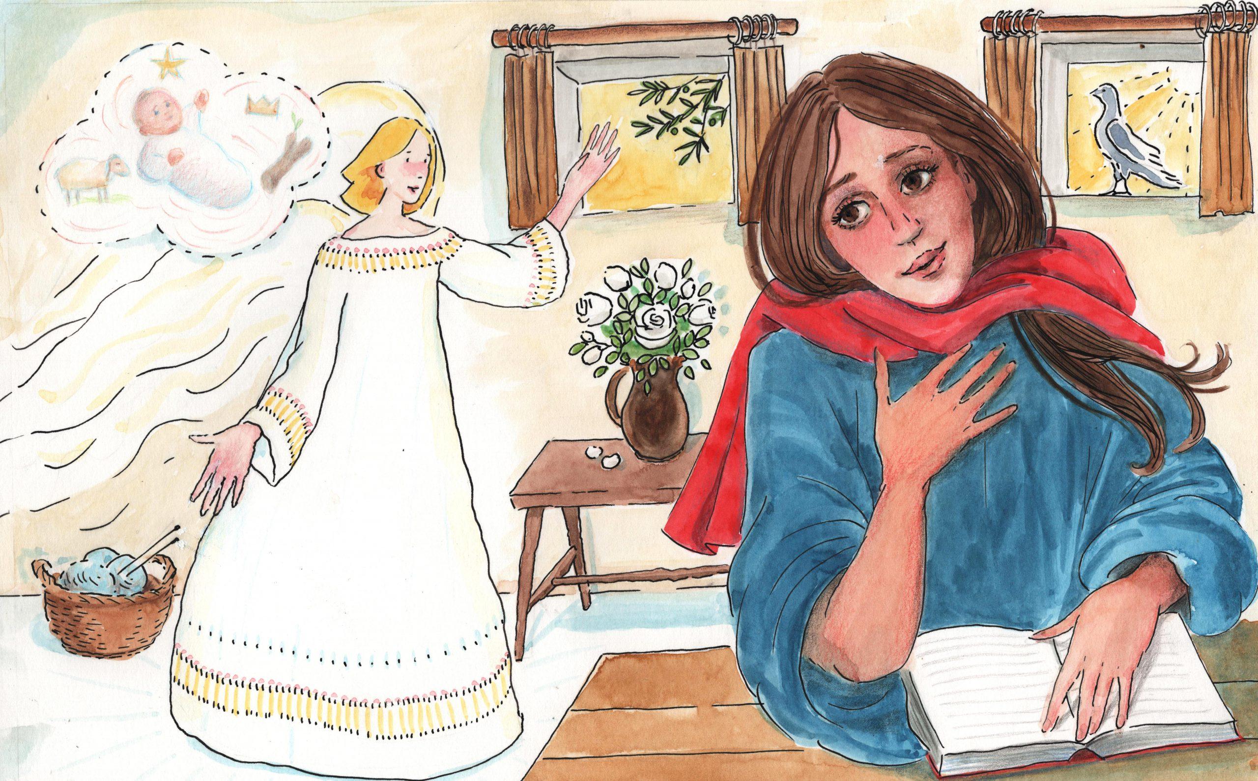 A.2.14 Maria en de engel
