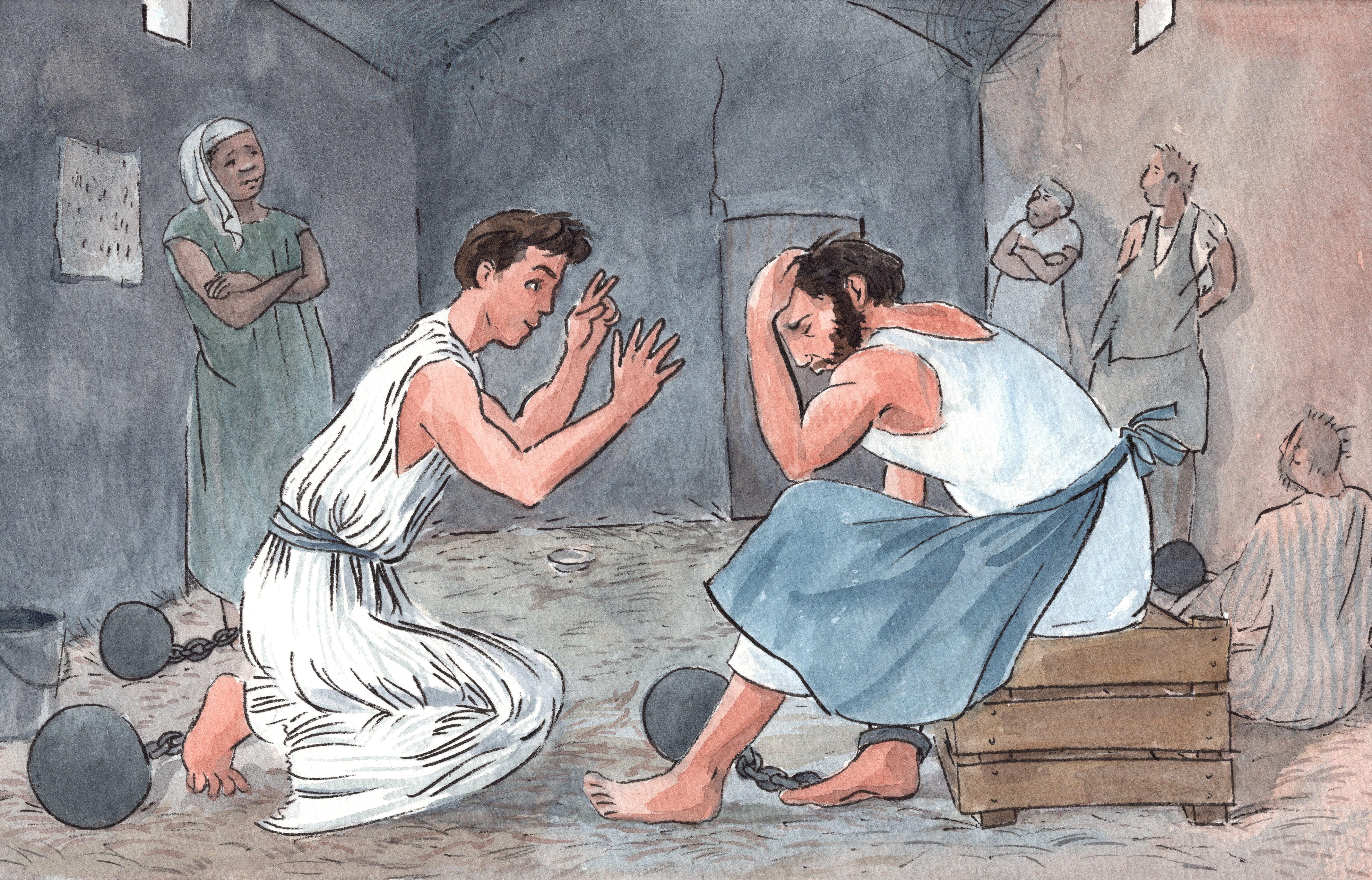 B.4.12 Jozef in Egypte
